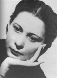 Alfonsina Storni, poetisa argentina