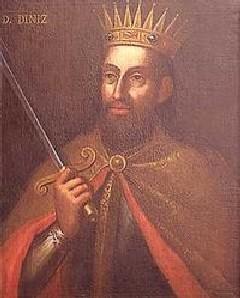 D. Dinis, rey de Portugal