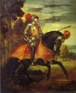 Retrato del Emperador Carlos V