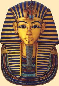 Tutankamón, faraón perteneciente a la dinastía XVIII de Egipto, que reinó de 1336/5 a 1327/5 a. C