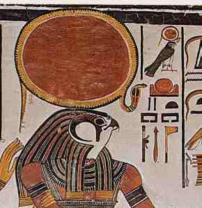 Horus, dios halcón