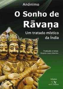 Portada de la edición en portugués de la obra. Traducción y notas: Ricardo Louro Martins