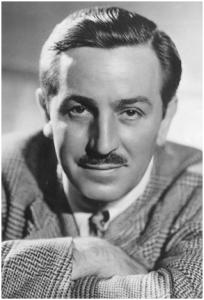 Walt Disney, en su juventud