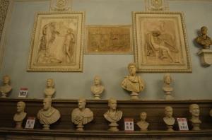 Sala de los Filósofos. Museo Capitolino, Roma.