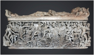 Sarcófago MC 329 del Museo Capitolino