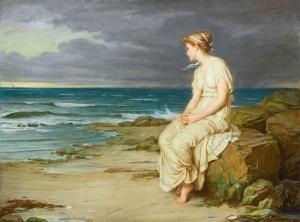 Miranda, John William Waterhouse