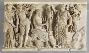 Relieve E00140 del Museo del Prado