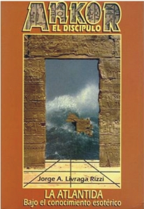 """Portada del libro """"Ankor el Discípulo"""" de J.A.Livraga"""