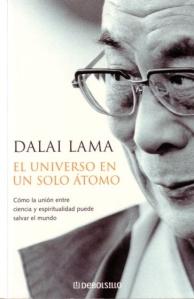 """Libro """"El Universo en un solo átomo"""" escrito por el Dalai Lama"""